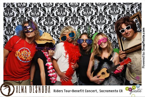 Alma Desnuda Benefit Concert